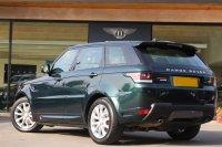 Land Rover Range Rover Sport SDV8 AUTOBIOGRAPHY DYNAMIC