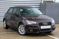 AUDI A1 Sportback Sport 1.4 TFSI 122 PS 6 speed