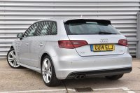 AUDI A3 Sportback S line 1.4 TFSI cylinder on demand 140 PS S tronic