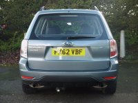 Subaru Forester D XS