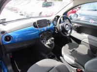 Fiat 500 1.2 Mirror Hatchback 3dr (start/stop)