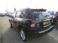 Jeep Compass 2.2 CRD Limited 4x4 5dr