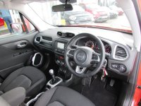 Jeep Renegade 1.6 MultiJet II Longitude 5dr (start/stop)