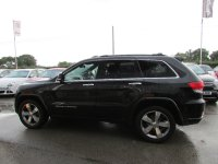Jeep Grand Cherokee 3.0 CRD Overland Station Wagon 4x4 5dr