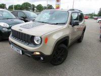 Jeep Renegade 2.0 MultiJet II DesertHawk Station Wagon 4WD 5dr (Auto Low)