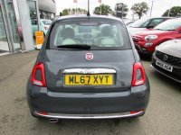 Fiat 500 1.2 Lounge Hatchback 3dr (start/stop)