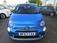 Fiat 500 1.2 S Hatchback 3dr (start/stop)