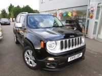 Jeep Renegade 1.4 MultiAir II Limited Station Wagon 5dr