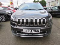 Jeep Cherokee 2.0 CRD Limited 4WD 5dr (start/stop)