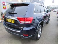Jeep Grand Cherokee 3.0 CRD V6 Overland 4x4 5dr