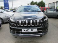 Jeep Cherokee 2.0 MultiJet II Limited 5dr (start/stop)