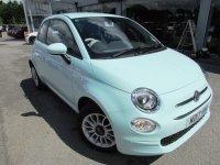 Fiat 500 1.2 POP STAR Hatchback 3dr (start/stop)