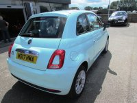 Fiat 500 1.2 POP STAR Hatchback 3dr (start/stop)