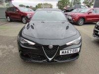 Alfa Romeo Giulia 2.9 BiTurbo V6 Quadrifoglio Saloon Auto 4dr (start/stop)