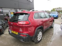 Jeep Cherokee 2.0 CRD Longitude 4WD 5dr (start/stop)