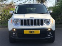 Jeep Renegade 2.0 MJet 4WD Auto Low Limited 5dr