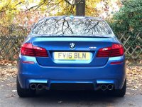 BMW 5 Series M5 Saloon 4.4 4dr