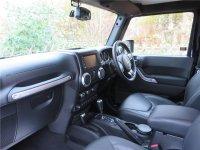 Jeep Wrangler 2.8 CRD Overland 2dr