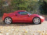 Alfa Romeo 4C 1.75 TBi ALFA TCT 2dr