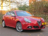Alfa Romeo Giulietta 2.0 JTDM-2 Sportiva Nav 5dr