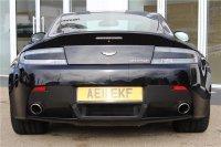 Aston Martin Vantage Manual