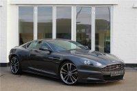 Aston Martin DBS Manual