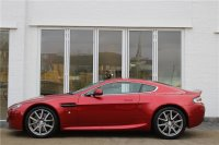 Aston Martin Vantage Coupe Manual