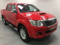 Toyota Hilux Invincible D/Cab Pick Up 3.0 D-4D 4WD 171