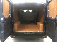 Renault Trafic LL29 ENERGY dCi 125 Sport Nav Crew Van