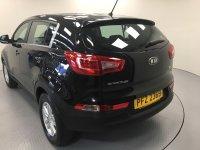 Kia Sportage 1.7 CRDi ISG 1 5dr