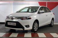 Toyota Yaris Sedan SE+