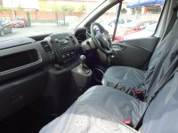 VAUXHALL VIVARO Vivaro L1 H1 1.6 CDTi (125ps) Bi-Turbo 2.7t Sportive Van
