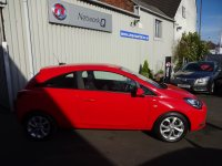 VAUXHALL CORSA 3 DOOR Corsa 1.2 (70ps) Energy 3dr (One Owner)