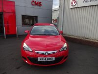 VAUXHALL GTC Astra GTC 1.4T 16v Sport 3dr Coupe (One Owner)