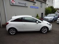 VAUXHALL CORSA 3 DOOR New Corsa 1.2 (70ps) Excite 3dr (One Owner)