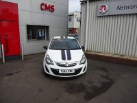 VAUXHALL CORSA 3 DOOR Corsa 1.2 Sting 3dr (One Owner)