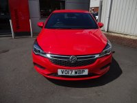 VAUXHALL ASTRA Astra 1.0T (105ps) SRi ecoFLEX 5dr (Front & Rear Parking Sensors)