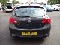 """VAUXHALL ASTRA Astra 1.6i 16v (115ps) Limited Edition 5dr (19"""" Alloys & Leather)"""