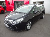 VAUXHALL ZAFIRA TOURER Zafira Tourer 1.4T (140ps) Exclusive 5dr
