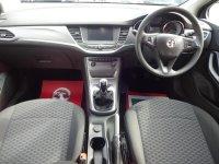 VAUXHALL ASTRA New Astra 1.6 CDTi (136ps) Design 5dr (F & R Parking Sensors)