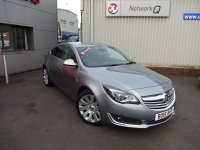 VAUXHALL INSIGNIA Insignia 2.0 CDTi (163ps) Elite Nav 5dr Automatic