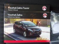 VAUXHALL ZAFIRA TOURER Zafira Tourer 1.8i (140ps) Tech Line 5dr MPV (Sat Nav)
