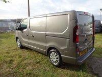 VAUXHALL VIVARO Vivaro L1 H1 1.6 CDTI (125ps) Bi-Turbo2.7t Sportive Van (Euro 6)