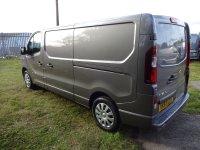 VAUXHALL VIVARO Vivaro L2 H1 1.6 CDTI (125ps) Bi-Turbo 2.9t Sportive Van (Euro 6)