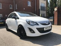 VAUXHALL CORSA 3 DOOR LIMITED EDITION