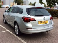 VAUXHALL ASTRA 1.6 ASTRA 5 DR SPORTS TOURER ELITE 1.6I 16V VVT (115PS) AUTOMATIC