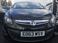 VAUXHALL CORSA 5 DOOR 1.2 Limited Edition 5dr