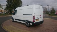 VAUXHALL MOVANO Movano L2 H2 F3500 2.3 CDTi Panel Van