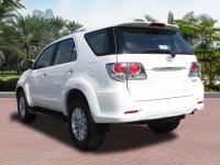 Toyota Fortuner EXR RA