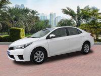 Toyota Corolla PLATINUM